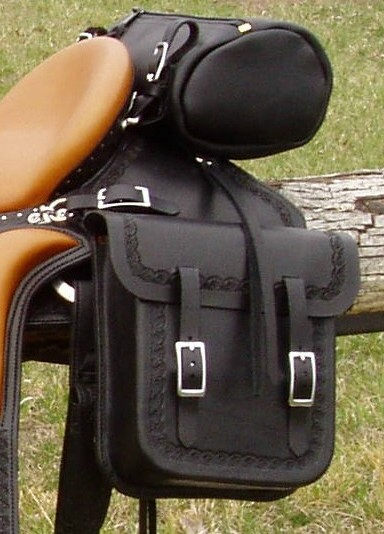Timberline Saddle Bags